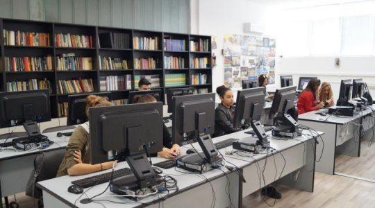 Учебен процес в Колеж Омега