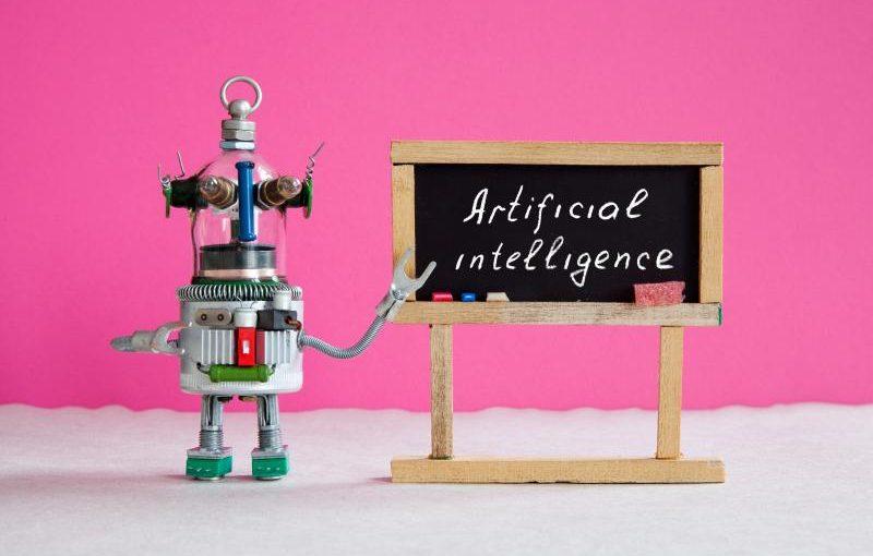 Робот учител