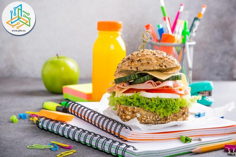 Здравословен обяд за ученици