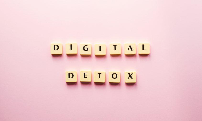 дигитална детоксикация